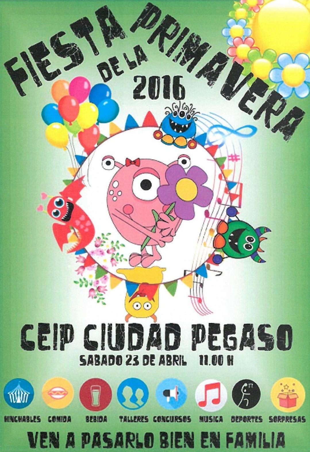 Fiesta de la Primavera 2016