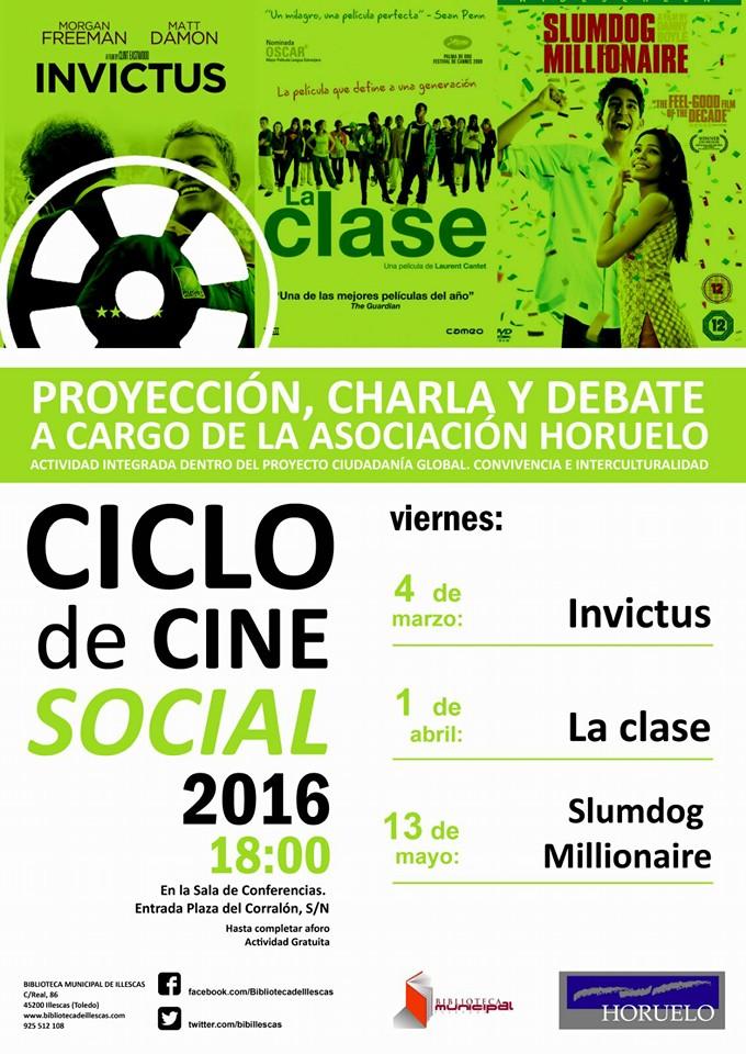 Ciclo de Cine Social en Illescas