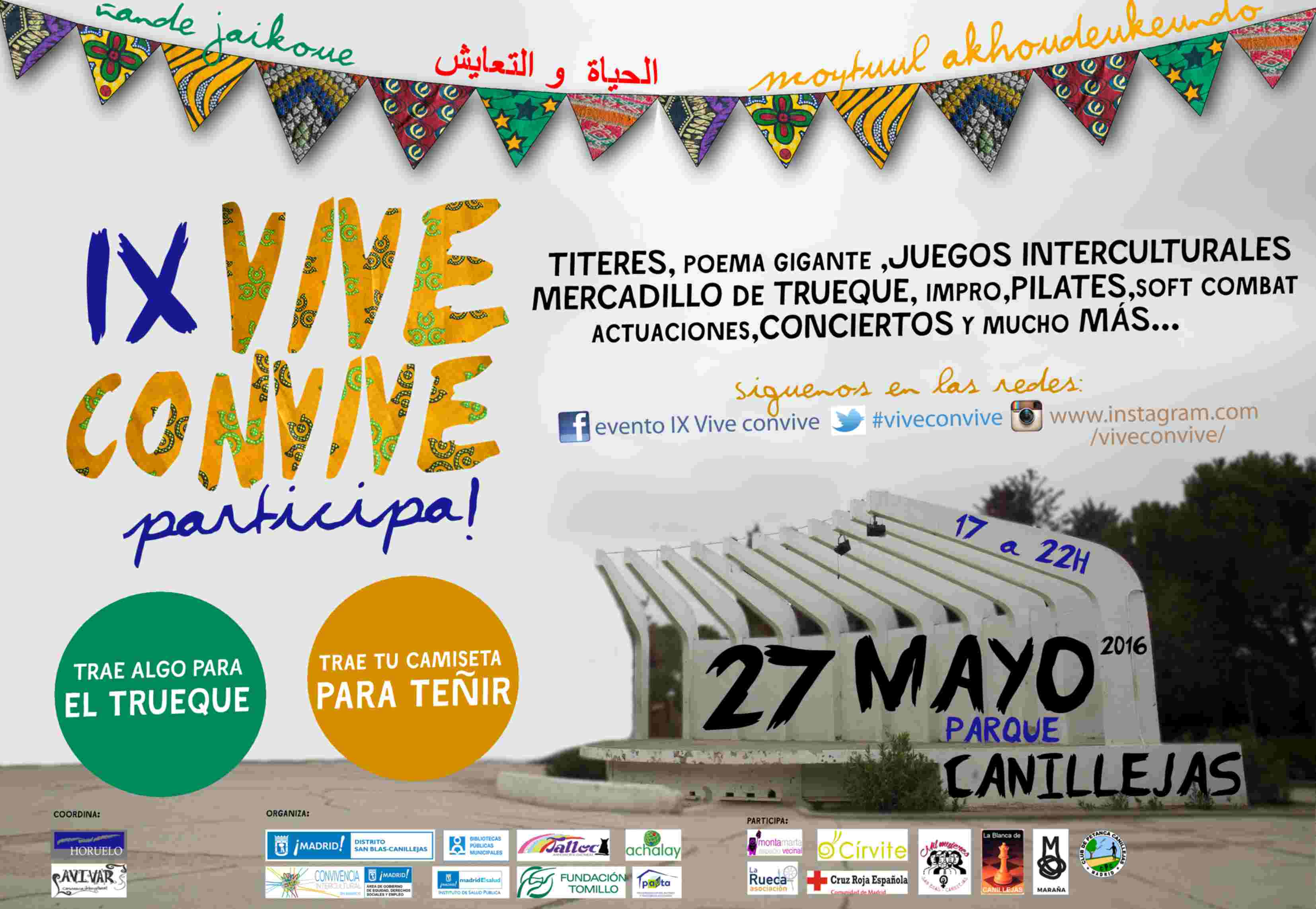 IX ViveConVive