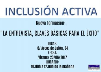 taller inclusion