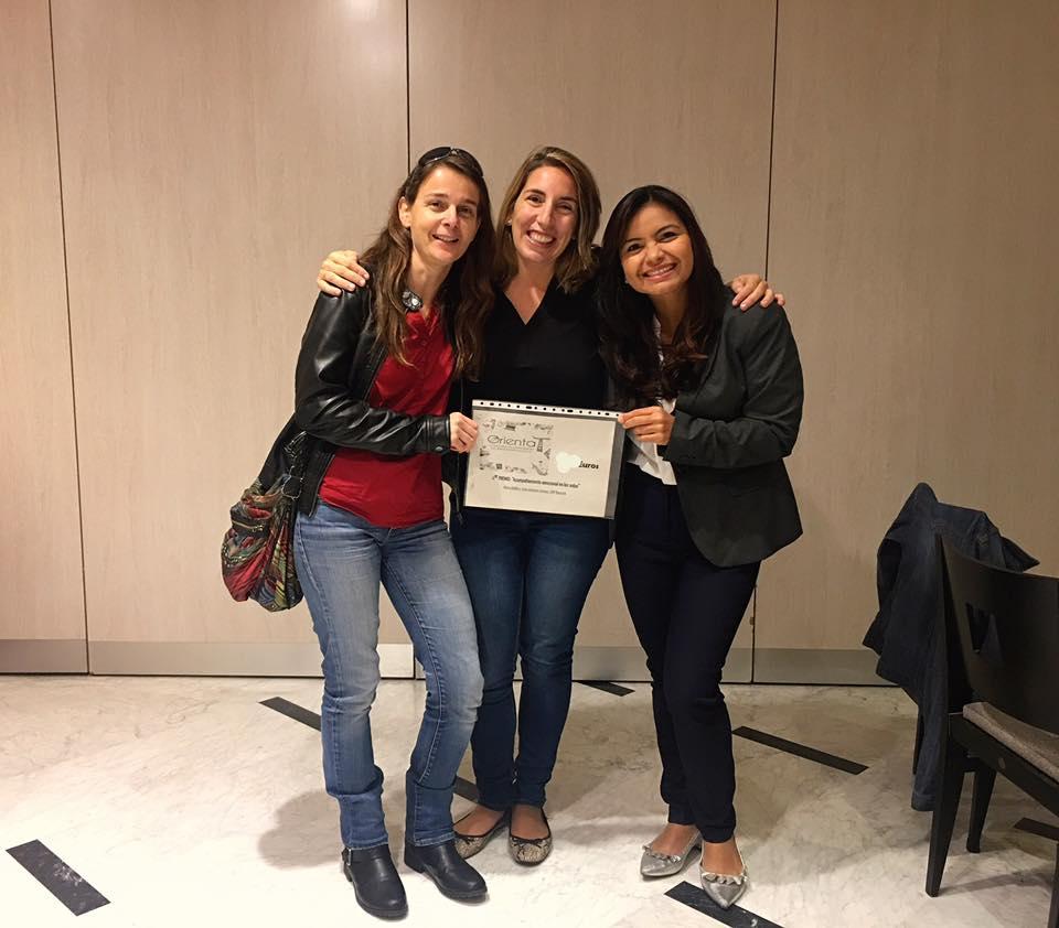 Ganadores del II Concurso OrientaT