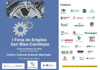CARTEL I Feria de Empleo San Blas-Canillejas (1)-001