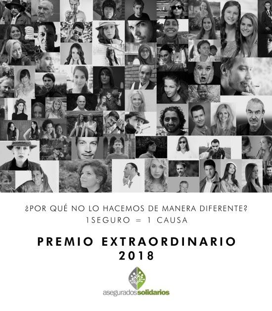 Premio Extraordinario 2018- Asegurados Solidarios