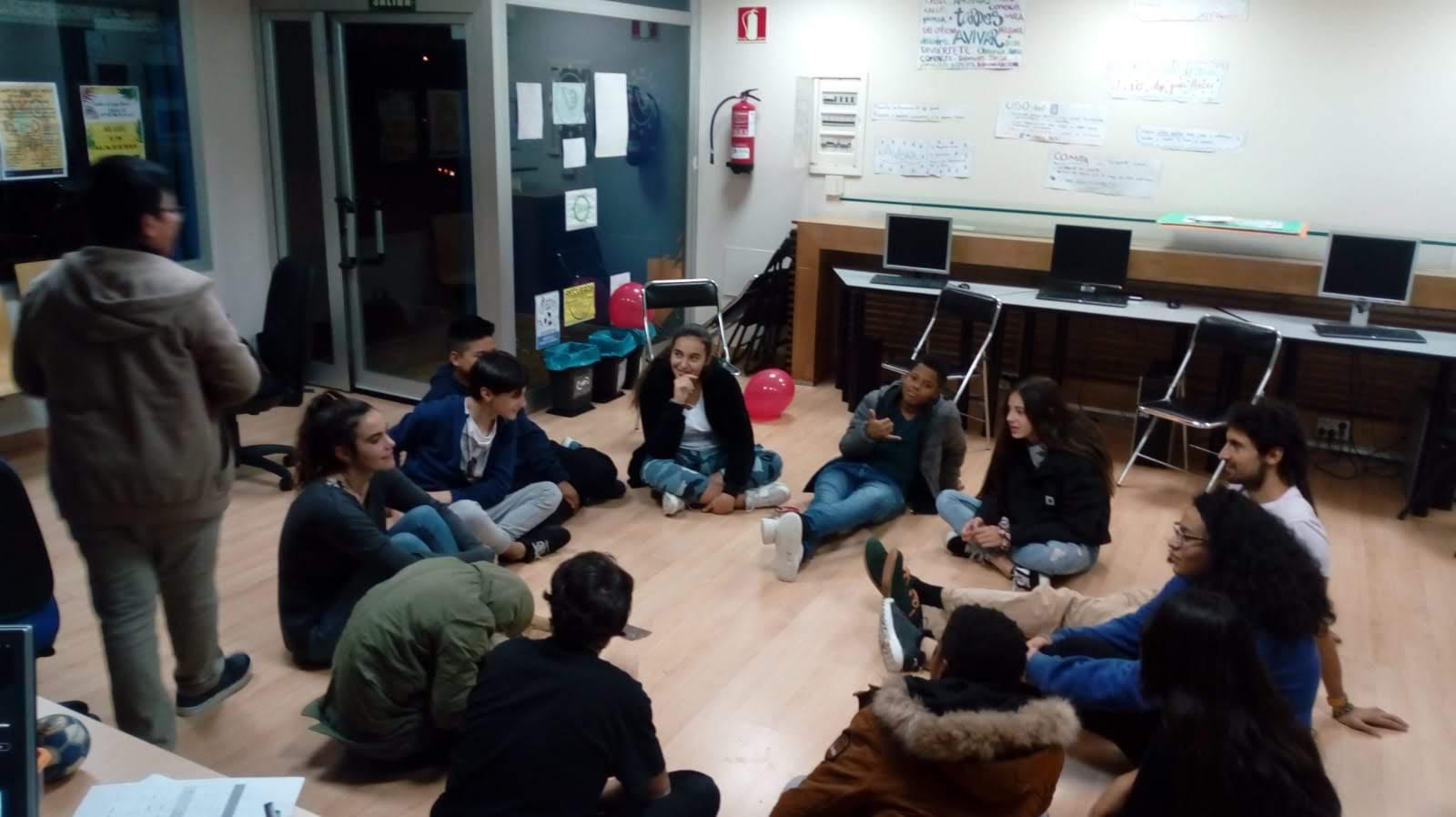 Empiezan las actividades de ocio para jóvenes avivareñ@s