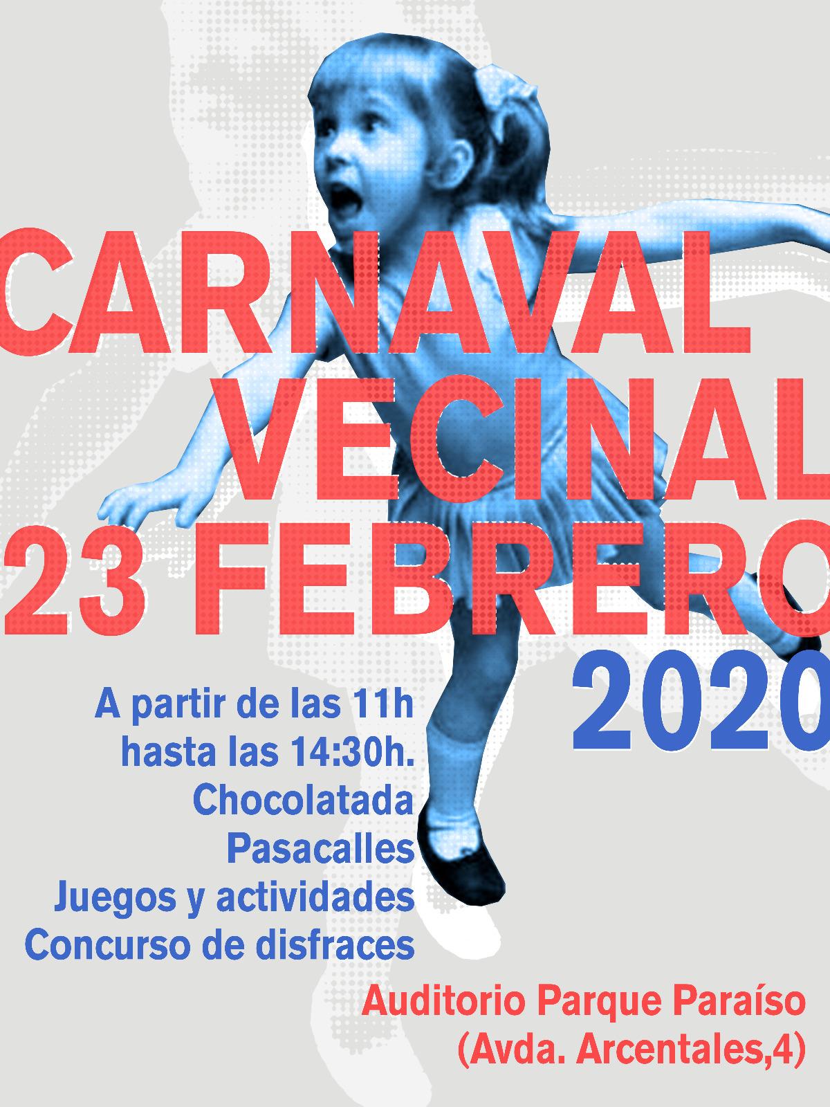 Carnaval Vecinal 2020