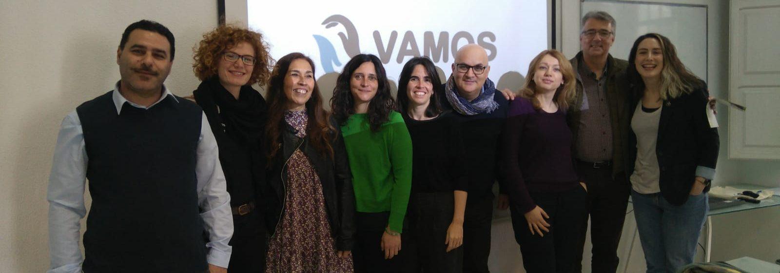 Esta semana ha tenido lugar en Sevilla la primera reunión de socios de VAMOS