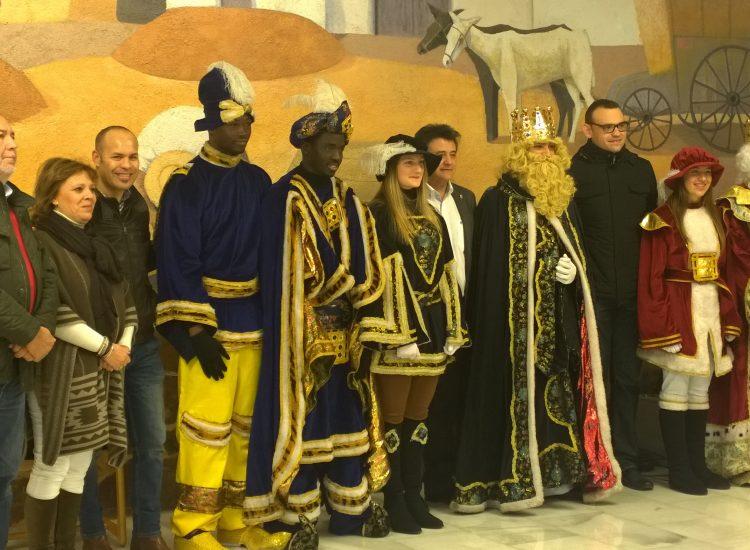 Participación de Al Amal en la Cabagata de Daimiel 2016