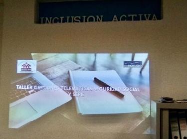 Taller proyecto Inclusión ACtiva Misecam