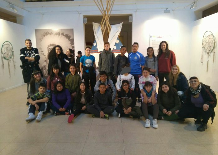 foto grupo museo antropologico