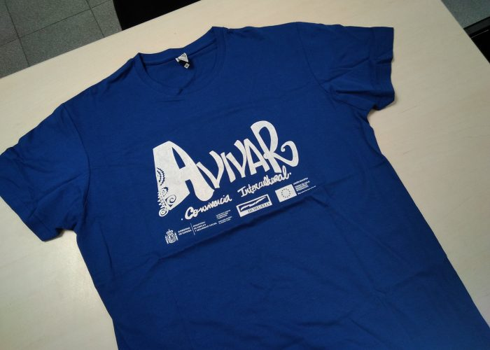 nuevas camisetas avivar